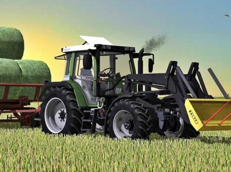 Fendt GTA 380 Turbo FL