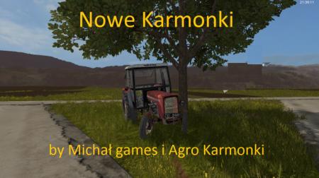Nowe Karmonki