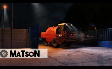 BIZON Z058 REKORD RED BY MATSON