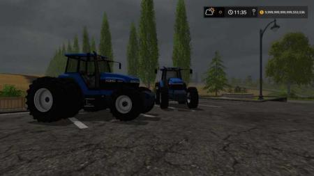 New Holland 8970 v1.0