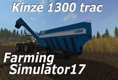 KINZE 1300 V3.0