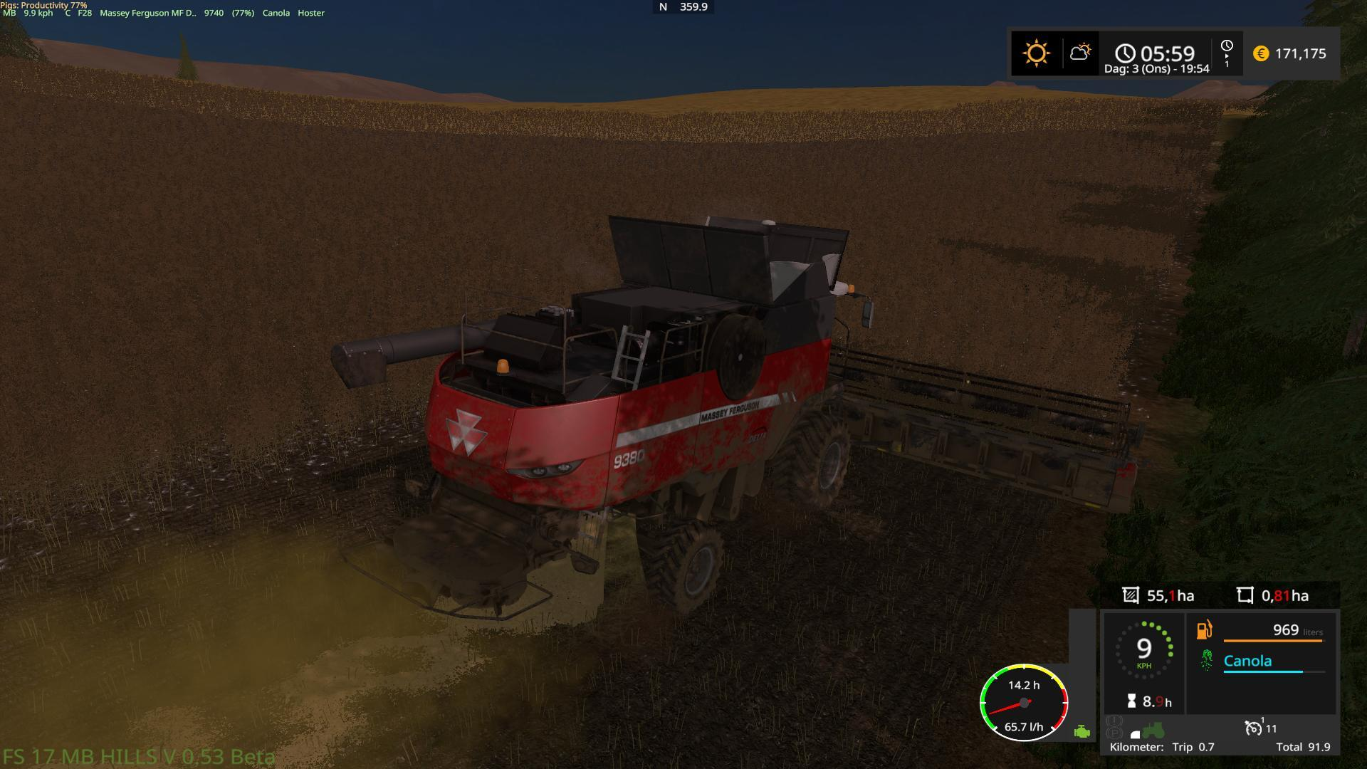 STRAW » GamesMods net - FS19, FS17, ETS 2 mods