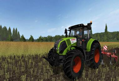 CLAAS AXION 820 V1.1.0