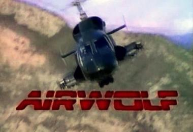 AIRWOLF SUPERCOPTER TFSGROUP