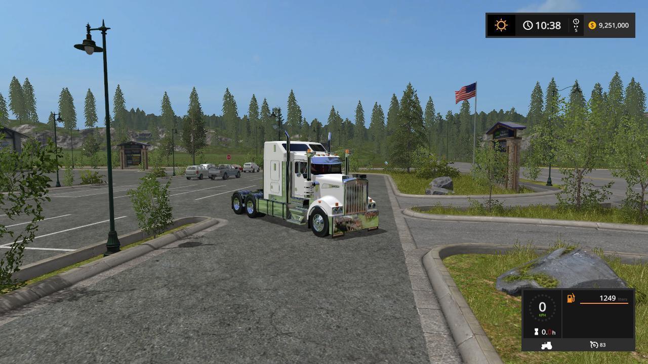 Roadtrain 187 Gamesmods Net Fs19 Fs17 Ets 2 Mods