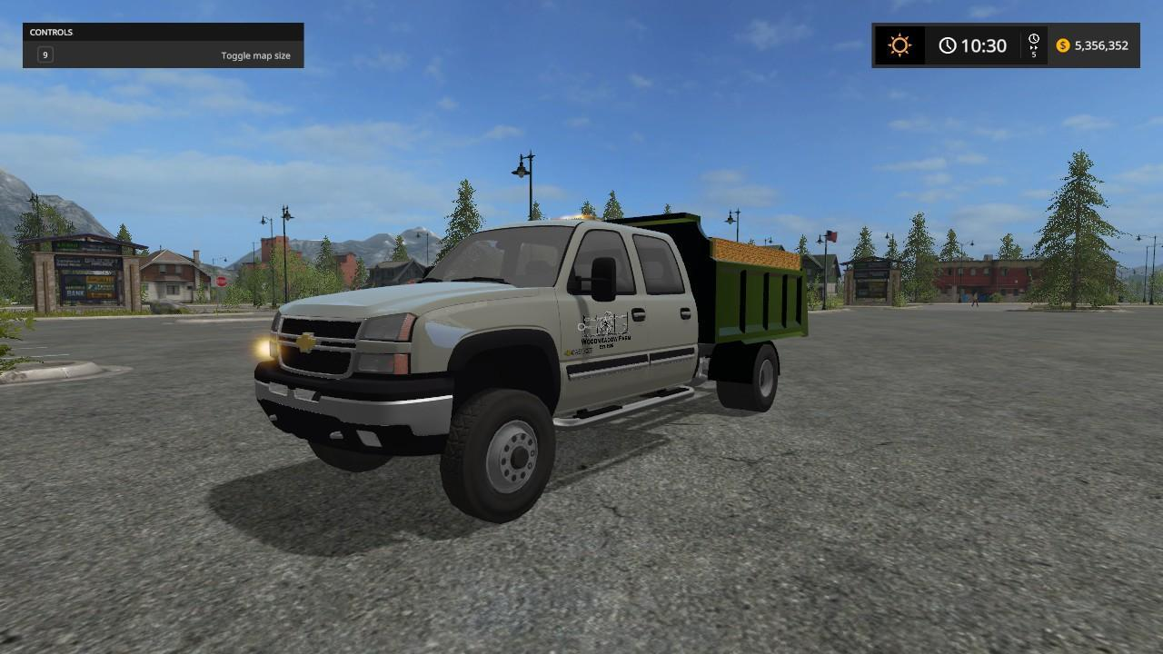 Chevy 187 Gamesmods Net Fs17 Cnc Fs15 Ets 2 Mods