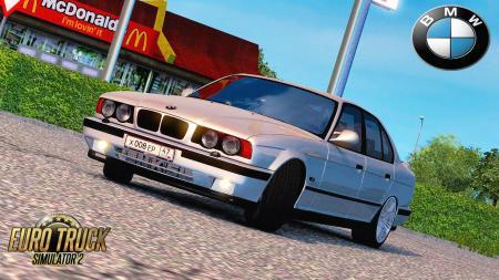BMW E34 Beta