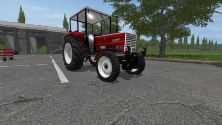 STEYR PLUS 760 AND 768 V2