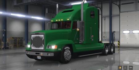 Freightliner FLD Reworked [1.27]