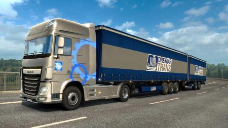 New Double Trailers V1.0