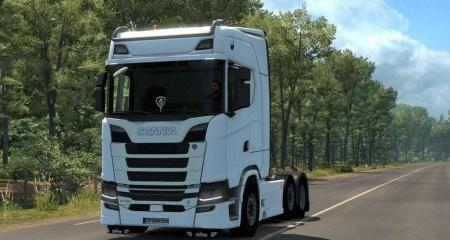 Scania S730 V3.0