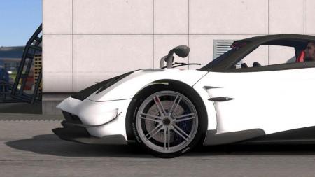 Ets2 Pagani Huayra Bc Sports Car