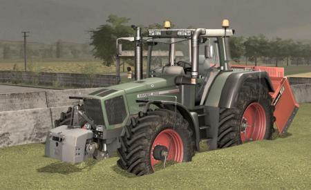 FENDT FAVORIT 800 SERIES V4.0