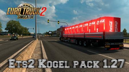 Trailer Kogel Pack 1.27