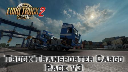 Truck transporter cargo pack v3
