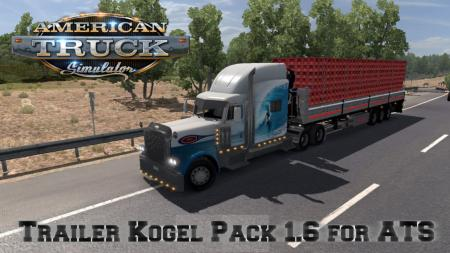 Trailer Kogel Pack v1.6