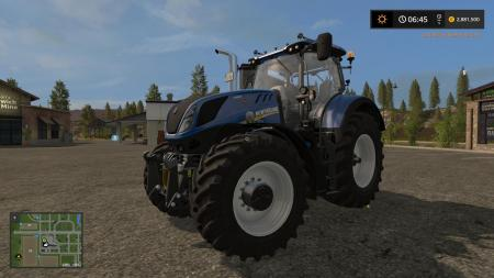 NEW HOLLAND T7 V1.2