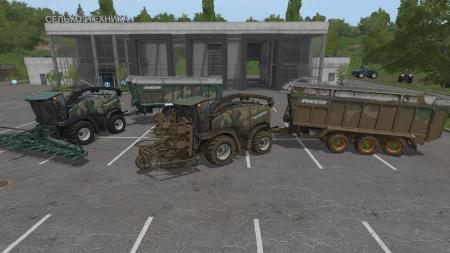 New Holland Forage Pack V2.5 Fixed