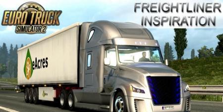 Freightliner Inspiration Upgraded v 2.5.1