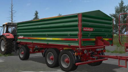 Metaltech Trailer Pack V 1.1