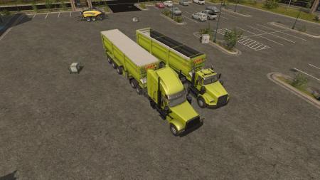 Amerrican Truck Pack And Krampe SB3060 V7.0