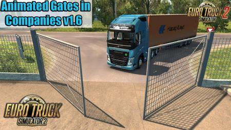 Fix Animated Gates V1.7