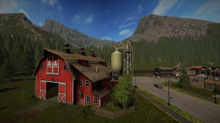 Goldcrest Mountains V 4.0