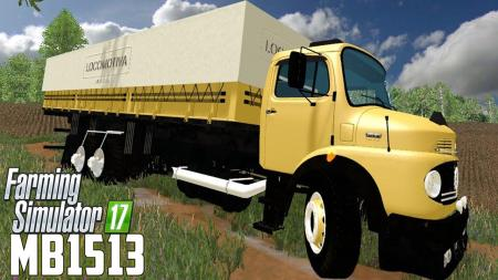 MERCEDES BENZ 1513 (FS17) V1.0