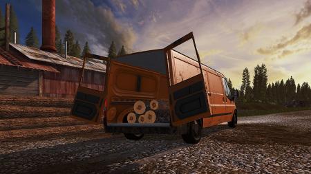 Lizard Rumbler Van