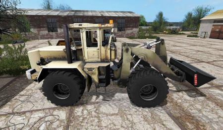 K-702 Wheel Loader V1.0