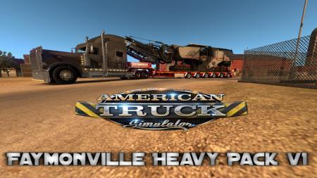 Faymonville Heavy Pack v1