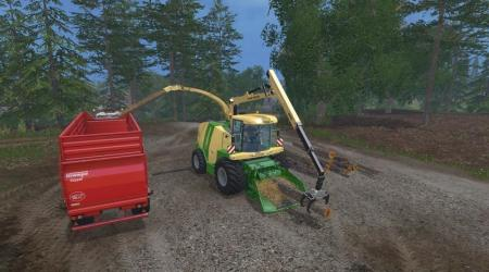 KRONE BIG X 1100 CRUSHER V1.5