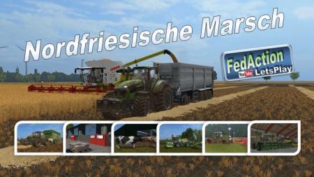 Nordfriesische Marsch V 2.5 ohne Gräben