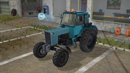 MTZ 82 TURBO V2.0