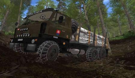 Forest Tatra 815 V1