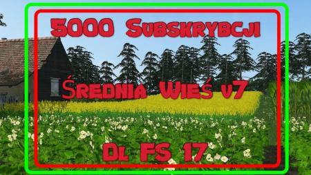 SREDNIA WIES V7 BY HEROSTV