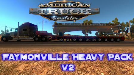 Faymonville Heavy Pack v2