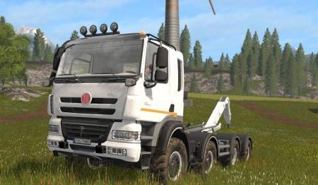 Tatra Phoenix 460 8x8 AgriTruck