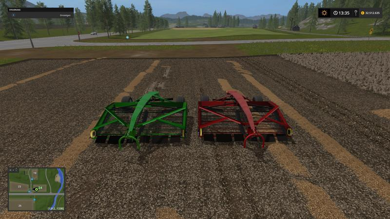 Potato » GamesMods net - FS19, FS17, ETS 2 mods