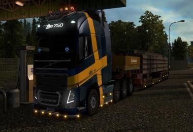 NEW VOLVO FH16 2012 V10.0