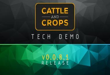 CATTLE AND CROPS TECH DEMO