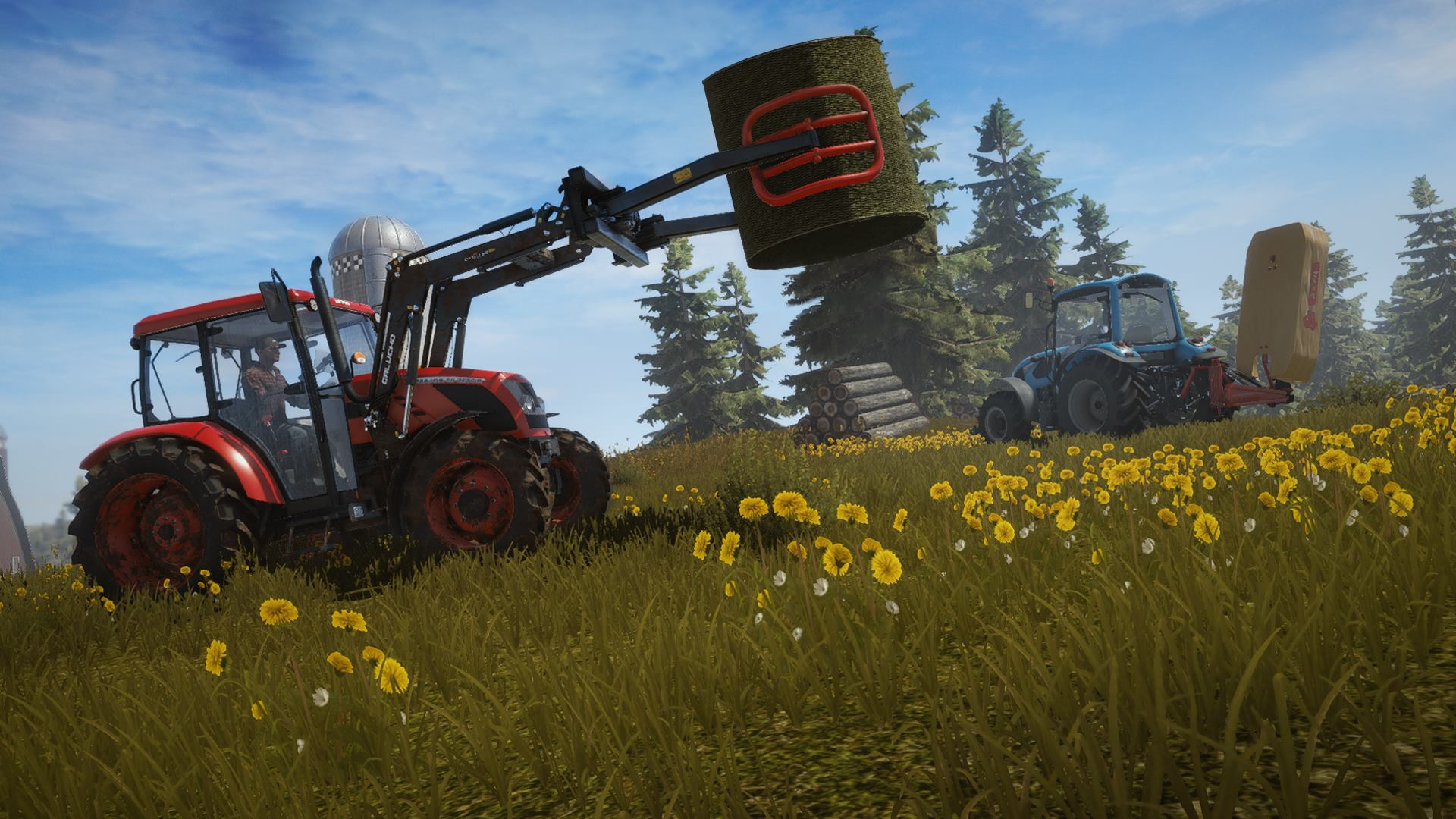 About Pure Farming 2018 Game » GamesMods.net - FS19, FS17 ...