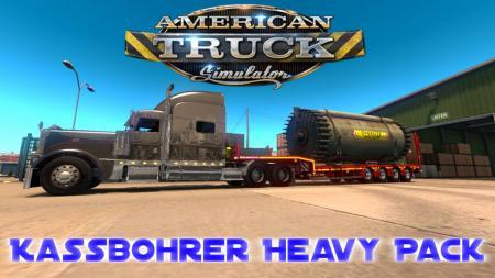 Kassbohrer Heavy Pack v1
