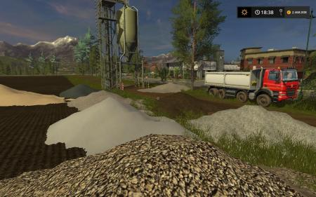 BUILDING MATERIALS (WITH ALL REQUIRED MODS) V1.0