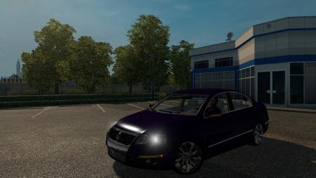 Volkswagen Passat V1