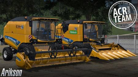 NEW HOLLAND TC5