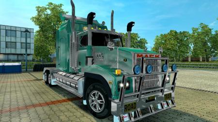 Mack Titan V8 ONLY 1.27