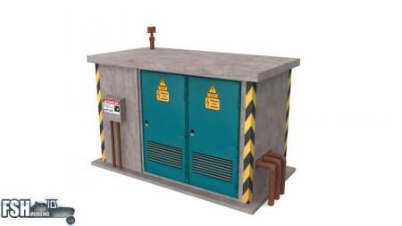ELECTRICAL BOX V1.0
