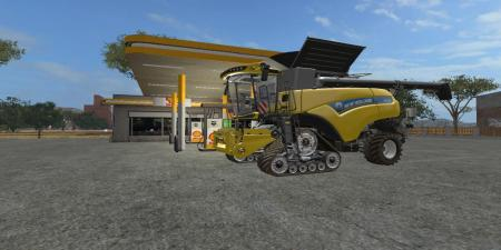 NEW HOLLAND CR1090 WIDER WHEELS V1.0