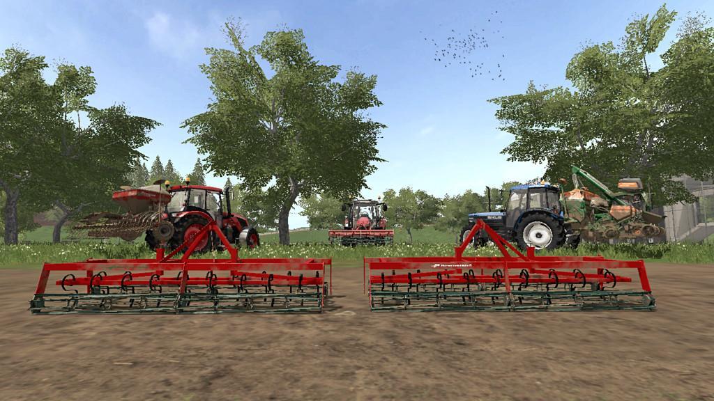 Cultivator Kverneland » GamesMods net - FS19, FS17, ETS 2 mods